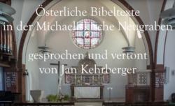 Bibeltexte - gelesen und vertont von Jan Kehrberger