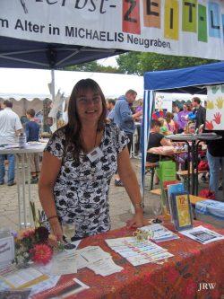 Susanne Rehder, aktiv für die Senioren