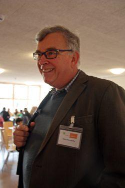 "Hans Korndörfer - kompetenter Organisator bei ""Willkommen in Süderelbe"""