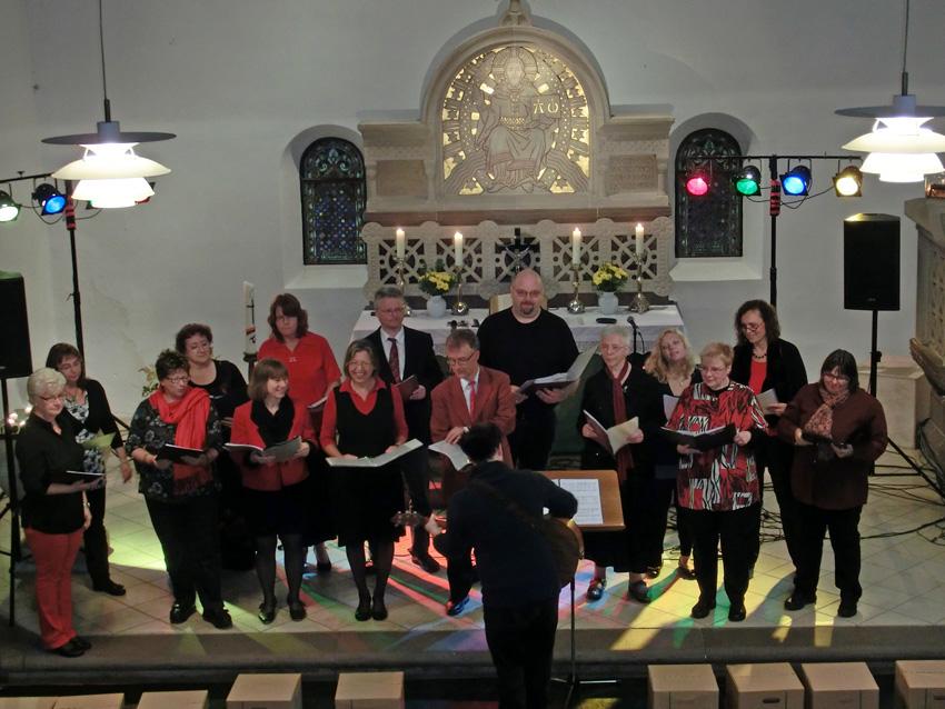 Nacht der Kirchen 2013