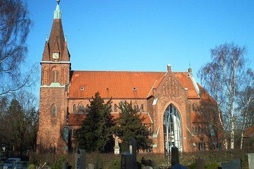 St. Nikolai Kirche Finkenwerder